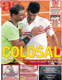 capa Jornal As de 12 junho 2021