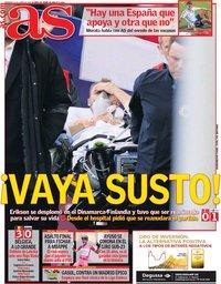 capa Jornal As de 13 junho 2021