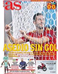 capa Jornal As de 15 junho 2021