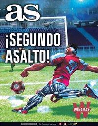 capa Jornal As de 19 junho 2021