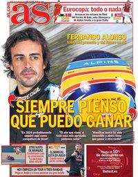 capa Jornal As de 26 junho 2021