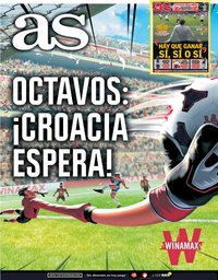 capa Jornal As de 28 junho 2021