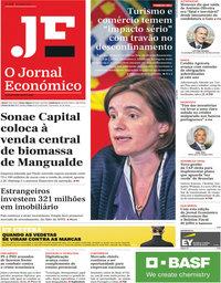 capa Jornal Económico de 25 junho 2021