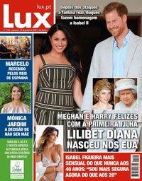 capa Lux de 10 junho 2021