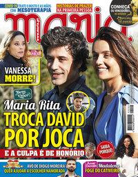 capa Maria de 3 junho 2021