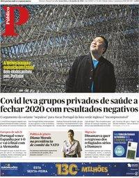capa Público de 4 junho 2021