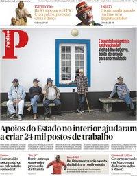 capa Público de 13 junho 2021