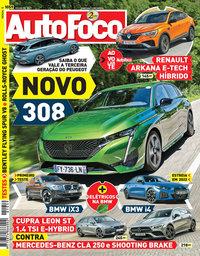 capa Revista Auto Foco de 30 junho 2021