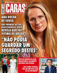 capa Revista Caras de 3 junho 2021