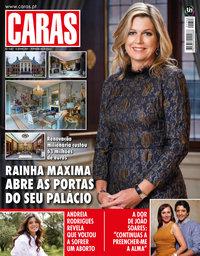 capa Revista Caras de 10 junho 2021