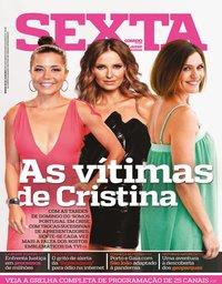 capa Revista Sexta de 18 junho 2021