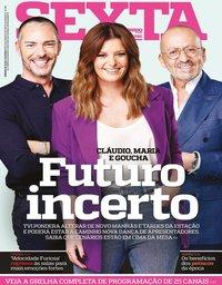 capa Revista Sexta de 25 junho 2021