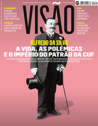 capa Visão de 3 junho 2021