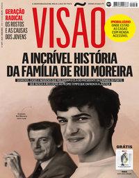 capa Visão de 24 junho 2021
