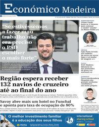capa Jornal Económico Madeira