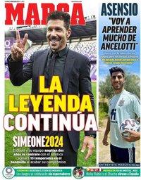 capa Jornal Marca de 9 julho 2021