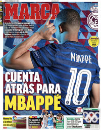capa Jornal Marca de 30 julho 2021