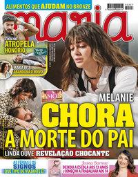 capa Maria de 8 julho 2021