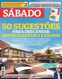 capa Revista Sábado de 1 julho 2021