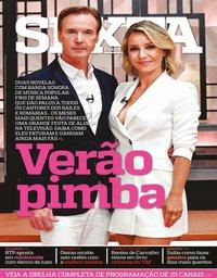 capa Revista Sexta de 2 julho 2021