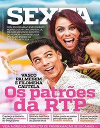 capa Revista Sexta de 9 julho 2021