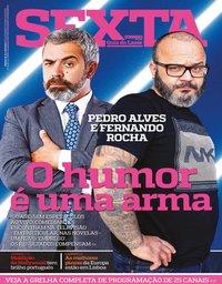 capa Revista Sexta de 23 julho 2021