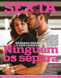 capa Revista Sexta de 30 julho 2021