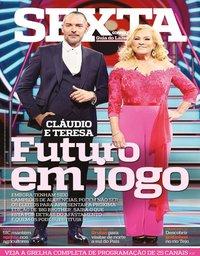 capa Revista Sexta de 6 agosto 2021