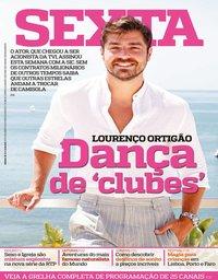 capa Revista Sexta de 13 agosto 2021
