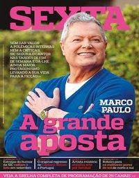 capa Revista Sexta de 27 agosto 2021
