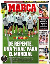 capa Jornal Marca de 2 setembro 2021