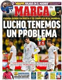 capa Jornal Marca de 3 setembro 2021