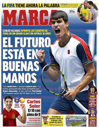 capa Jornal Marca de 7 setembro 2021