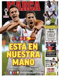 capa Jornal Marca de 9 setembro 2021