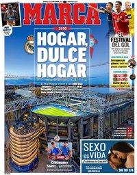 capa Jornal Marca de 12 setembro 2021