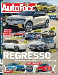 capa Revista Auto Foco de 30 setembro 2021