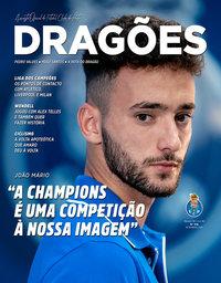 capa Revista Dragões de 21 setembro 2021
