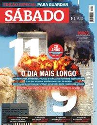 capa Revista Sábado de 8 setembro 2021