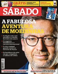 capa Revista Sábado de 30 setembro 2021