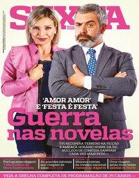 capa Revista Sexta de 3 setembro 2021