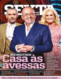 capa Revista Sexta de 10 setembro 2021