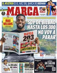 capa Jornal Marca de 2 outubro 2021