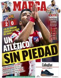 capa Jornal Marca de 3 outubro 2021