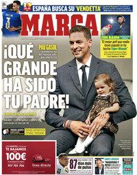 capa Jornal Marca de 6 outubro 2021