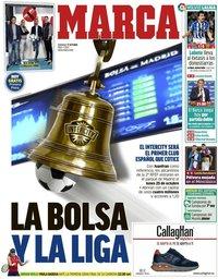 capa Jornal Marca de 17 outubro 2021