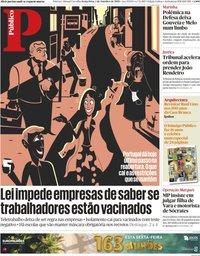 capa Público de 1 outubro 2021