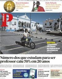 capa Público de 2 outubro 2021