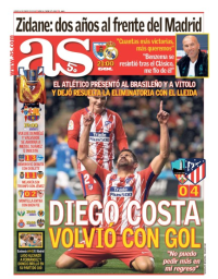 capa Jornal As de 4 janeiro 2018