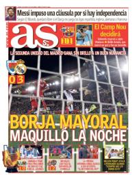 capa Jornal As de 5 janeiro 2018