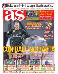 capa Jornal As de 8 janeiro 2018